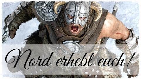 The Elder Scrolls V Skyrim Buch - Das Erwachen der Nord German Deutsch