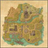 Die Rüstige Schmiede Karte