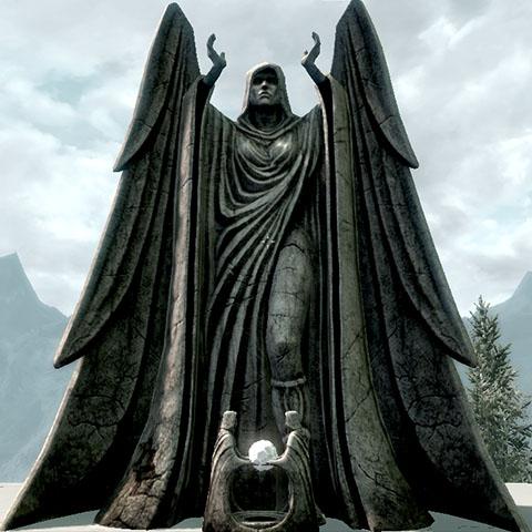 Statue für Meridia