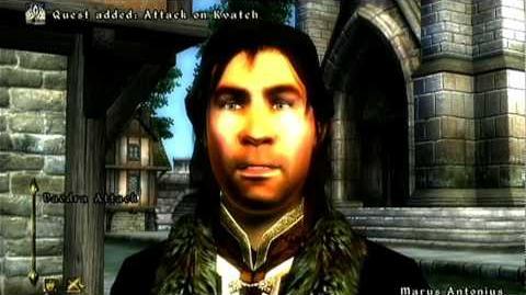 The Elder Scrolls IV Oblivion - E3 2005 Demo