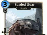 TESL:Barded Guar