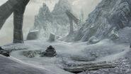 The Elder Scrolls V Skyrim Snow