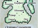 Острови Саммерсет