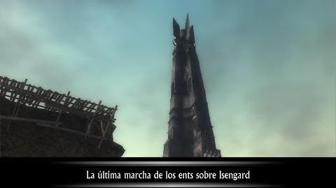 ESDLA- La Conquista - Guerra Del Anillo- La Última Marcha De Los Ents Sobre Isengard