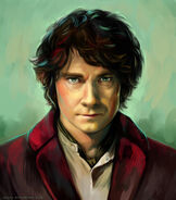 Bilbo baggins by yuuza-d5poo7s