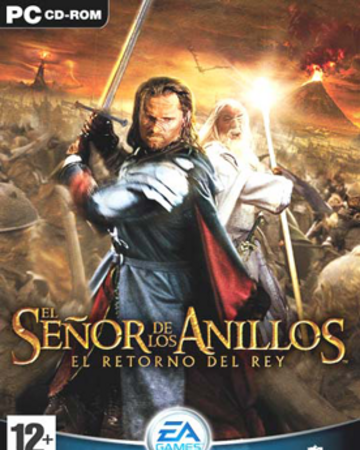 El Señor De Los Anillos El Retorno Del Rey Videojuego Tolkienpedia Fandom