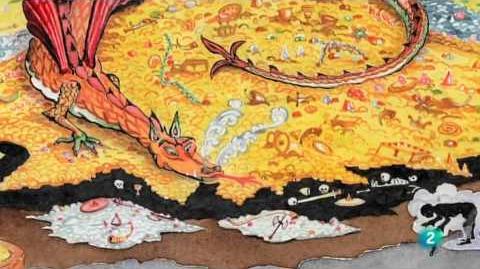 Documental Tolkien, las palabras, los mundos-1