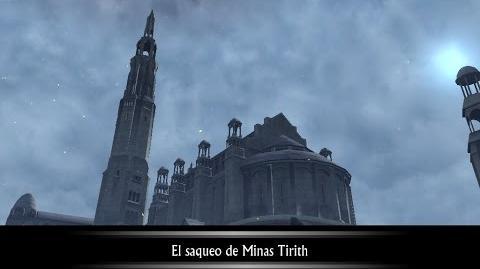 ESDLA- La Conquista - Alzamiento De Sauron- El Saqueo De Minas Tirith