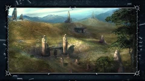 El Resurgir Del Rey Brujo- Campaña De Angmar - Acto 5- Quebradas De Los Túmulos