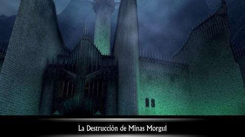 ESDLA- La Conquista - Guerra Del Anillo- La Destrucción De Minas Morgul
