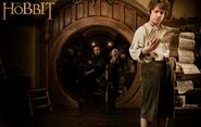 Bilbo and dwrves