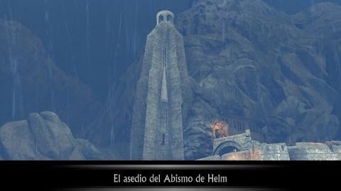 ESDLA- La Conquista - Guerra Del Anillo- El Asedio Del Abismo De Helm