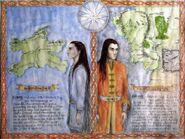 Elros and Elrond by WilderWein77