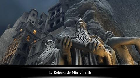 ESDLA- La Conquista - Guerra Del Anillo- La Defensa De Minas Tirith