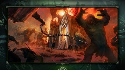 La Batalla Por La Tierra Media II - Campaña Del Mal - Acto 5- El Bosque Negro