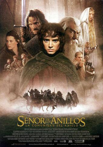 El Señor De Los Anillos La Comunidad Del Anillo Película Tolkienpedia Fandom