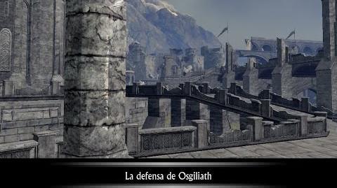 ESDLA- La Conquista - Guerra Del Anillo- La Defensa De Osgiliath