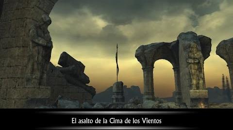 ESDLA- La Conquista - Alzamiento De Sauron- El Asalto De La Cima De Los Vientos