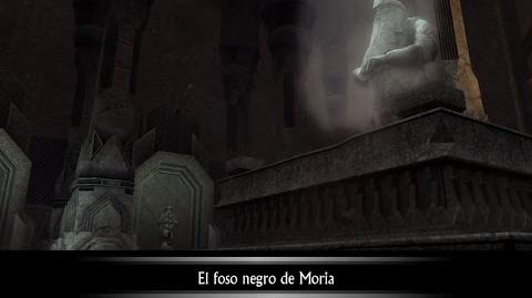 ESDLA- La Conquista - Alzamiento De Sauron- El Foso Negro De Moria