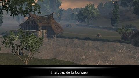 ESDLA- La Conquista - Alzamiento De Sauron- El Saqueo De La Comarca
