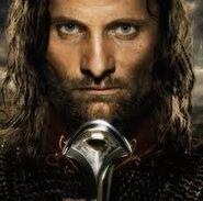 Aragorn rey