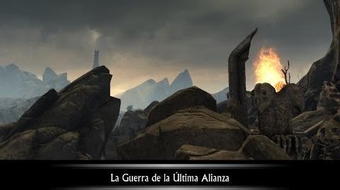 ESDLA- La Conquista - Entrenamiento- La Guerra De La Última Alianza