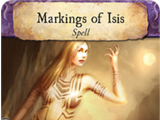 Markings of Isis
