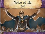 Voice of Ra
