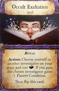 Occult Exaltation Front