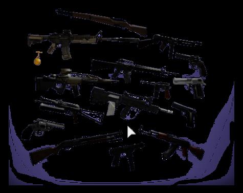 Roblox City 70 Gun Dealer Job Weapons Electric State Darkrp Wiki Fandom