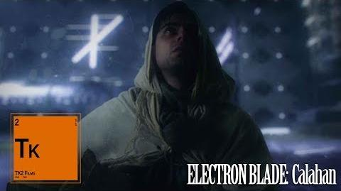 Electron Blade- Calahan