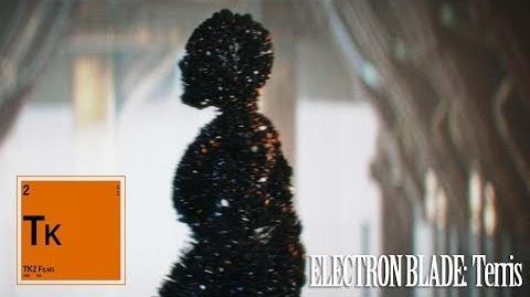 Electron Blade- Terris