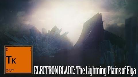 Electron Blade- The Lightning Plains of Elga