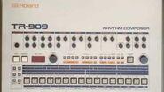 Roland TR909 Techno TB303