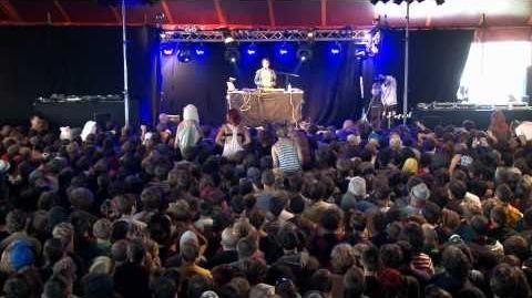 Beardyman @ Reading Festival 2010