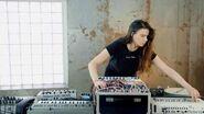 ONYVAA MODULAR TECHNO LIVE JAM 008 TR - 909 EURORACK MC - 303 VINYL Paris