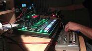 Paolo Sapia - Techno Live - Roland SH-101,TB-303, TR-8, TB-3