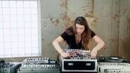 ONYVAA MODULAR TECHNO LIVE JAM 009 TR - 909 EURORACK MC - 303 VINYL Paris