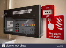 Protec-3300-fire-alarm-control-panel-fire-alarm-call-point-in-residential-C8XJGH.jpg