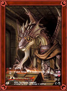 Silver Wise Dragon
