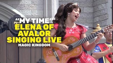 "Princess_Elena_of_Avalor_singing_""My_Time""_live_at_Magic_Kingdom,_Walt_Disney_World"