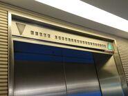 1977 Mitsubishi custom hall floor indicator HK G