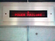 7 - POWER FAILURE