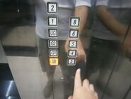 OTIS 3200 buttons white LTC Jakarta