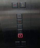 Pillar floor buttons Bali, ID
