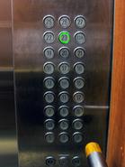 Schindler D-Line buttons