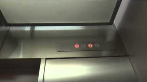 Kone Hydraulic Elevator @ 115 Gold Avenue SW Albuquerque, NM