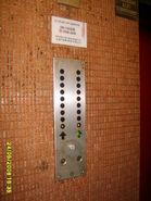 1967 Schindler hall floor indicator