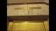 Hall indicator in Beirut, Lebanon