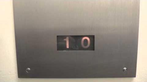 EPIC Westinghouse Service Elevator at World Trade Center, Clayton, MO